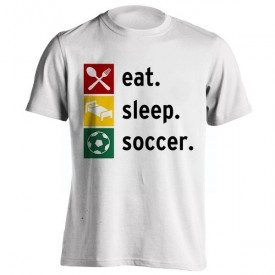 تیشرت Eat Sleep Soccer