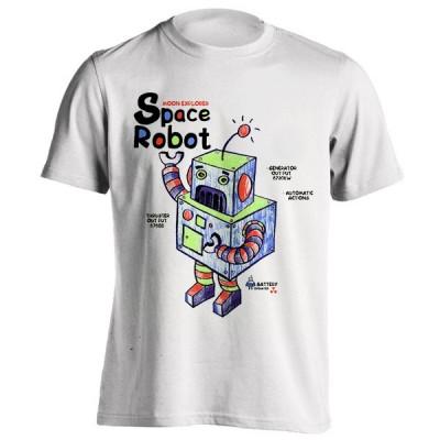 تیشرت Space Robot