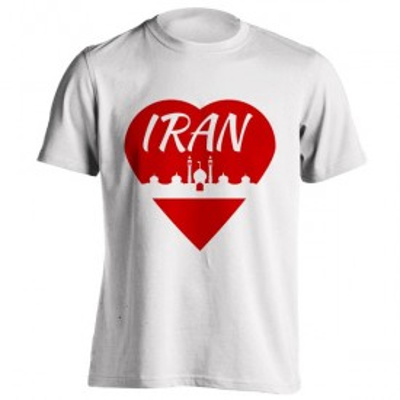 تیشرت I love Iran