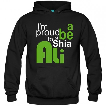 سویشرت هودی I at proud tons the BE A shia