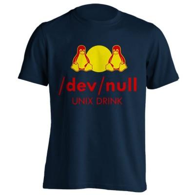 تیشرت طرح Dev null