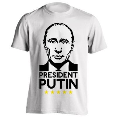 تیشرت President Putin