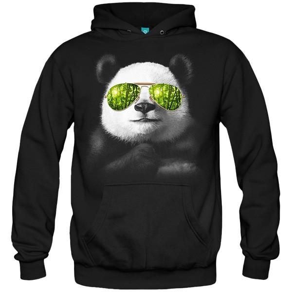 سویشرت هودی Cool panda