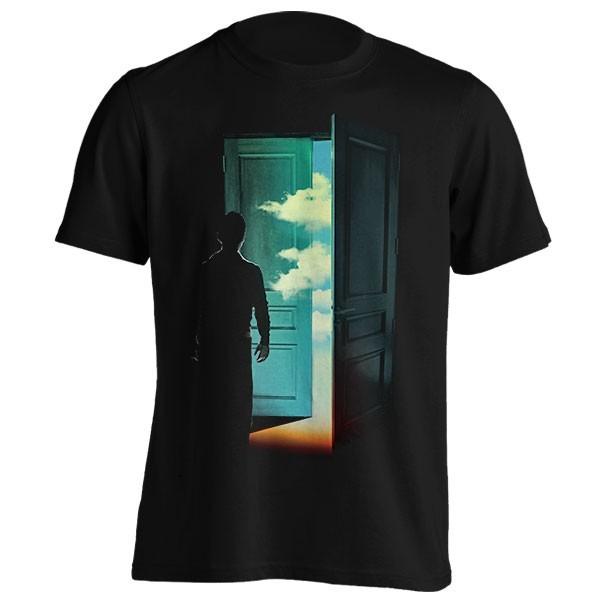 تیشرت Door to the World