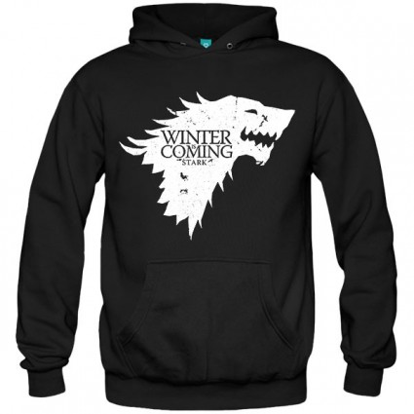سویشرت هودی Winter Is Coming