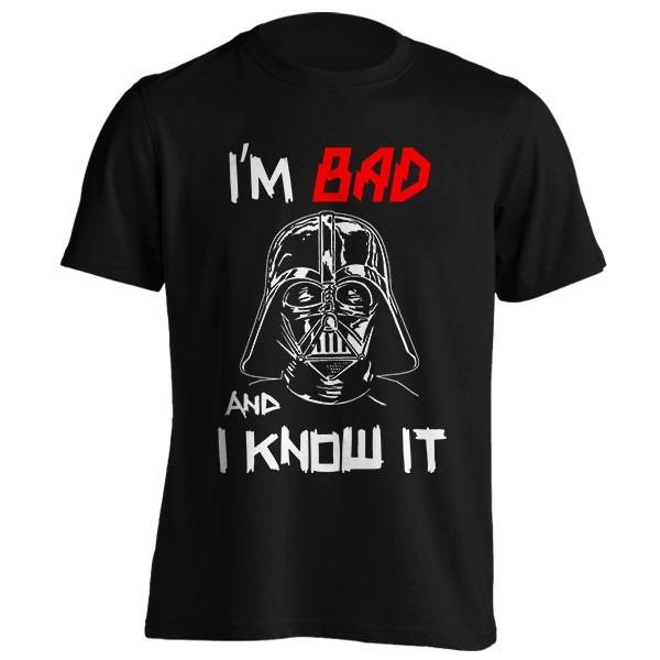 تیشرت Bad Darth Vader