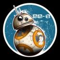 سویشرت هودی BB-8 On The Move
