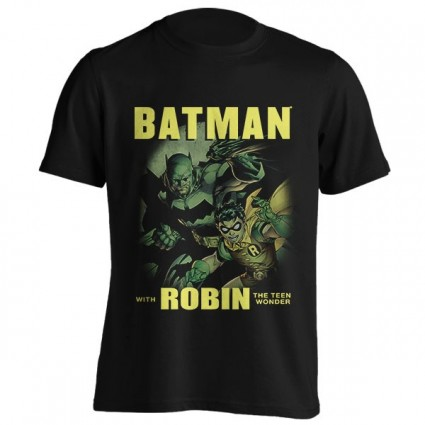 تیشرت Batman and Robin