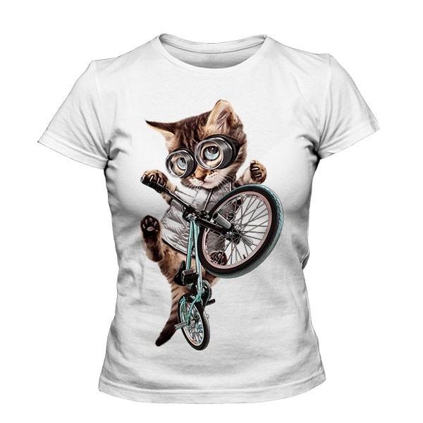 تیشرت دخترانه BMX CAT