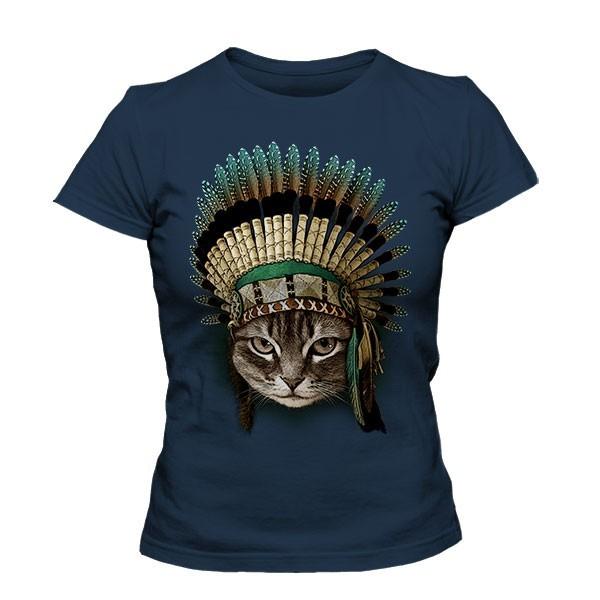 تیشرت دخترانه THE CHIEF CAT