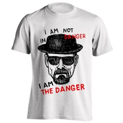 تیشرت Heisenberg Iam the denger