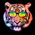 تیشرت با طرح Tiger Inside Me