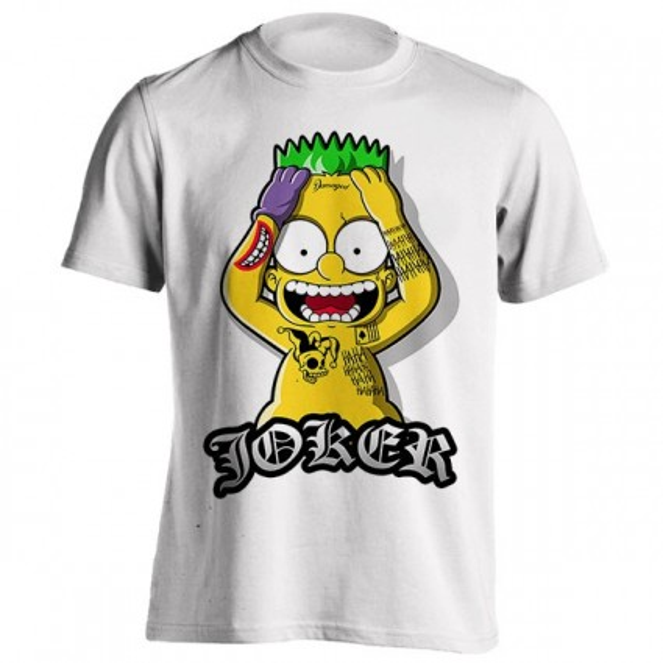 تیشرت Suicide Bart