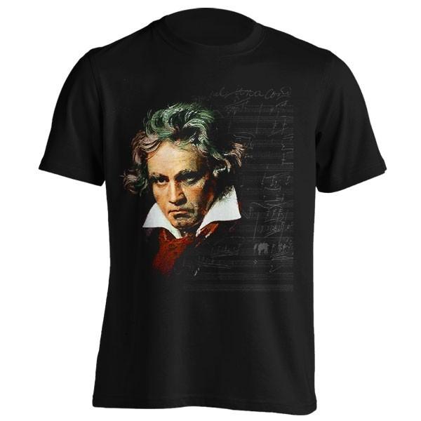 تیشرت با طرح Beethoven
