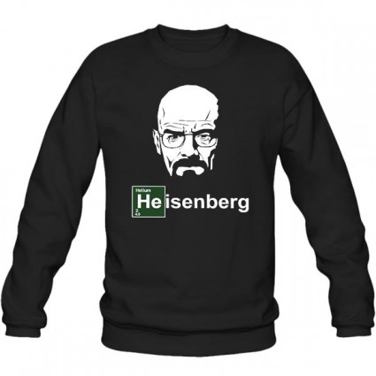 سویشرت یقه گرد Walter White Face