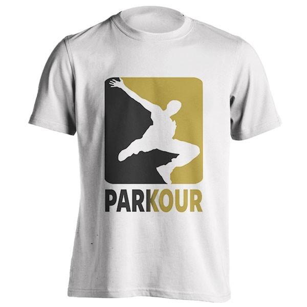 تیشرت Parkour Nation
