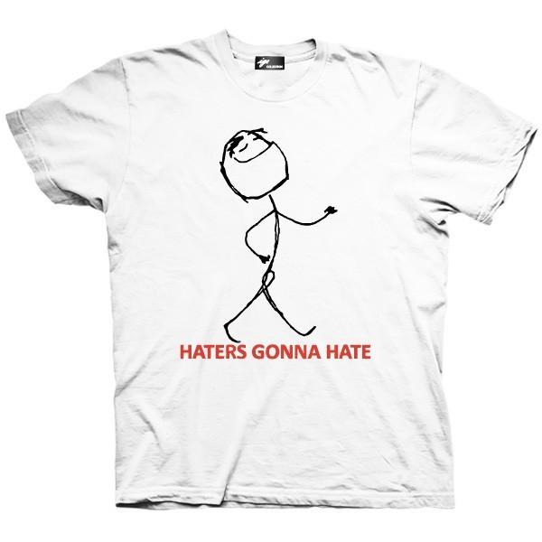 تیشرت ترول طرح Haters
