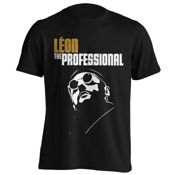 تیشرت طرح Leon The Professional