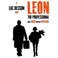 سویشرت یقه گرد طرح فیلم Leon