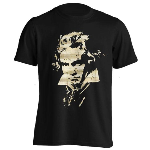 تیشرت طرح Ludwig van Beethoven
