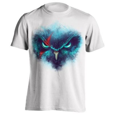 تیشرت گرافیکی طرح The Fearsome Owl