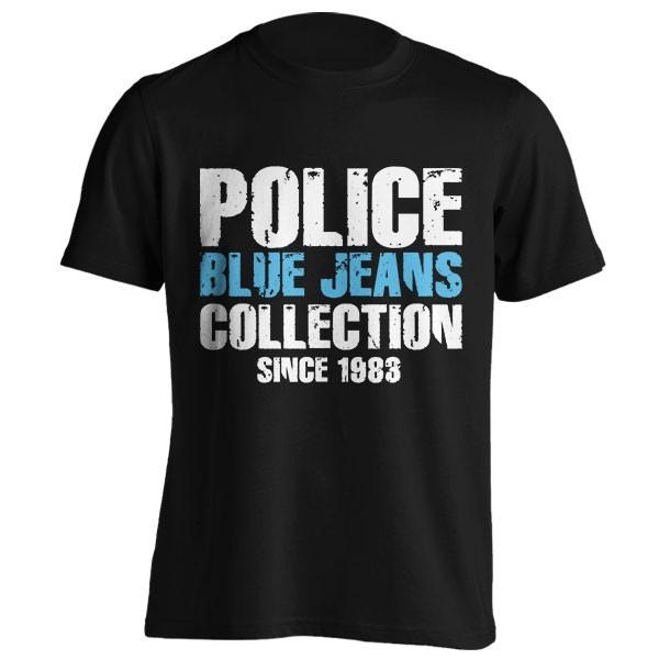 تیشرت پلیس BLUE JEANS F360
