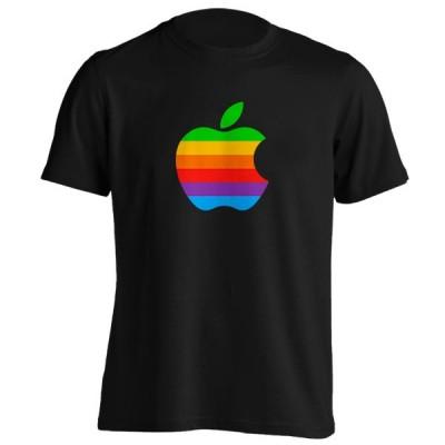 تیشرت Apple طرح لوگو