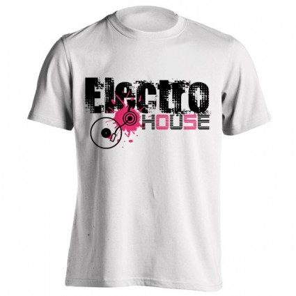 تیشرت Electro House DJ