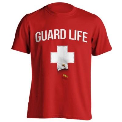 تیشرت گرافیکی طرح Guard Life