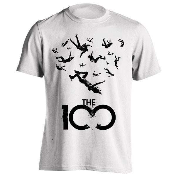 تیشرت طرح سریال The 100