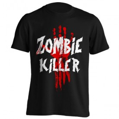 تیشرت طرح Zombie Killer