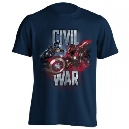 تیشرت Civil War Face Off