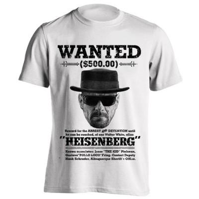 تیشرت هایزنبرگ طرح Wanted
