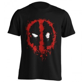 تیشرت Deadpool Splatter