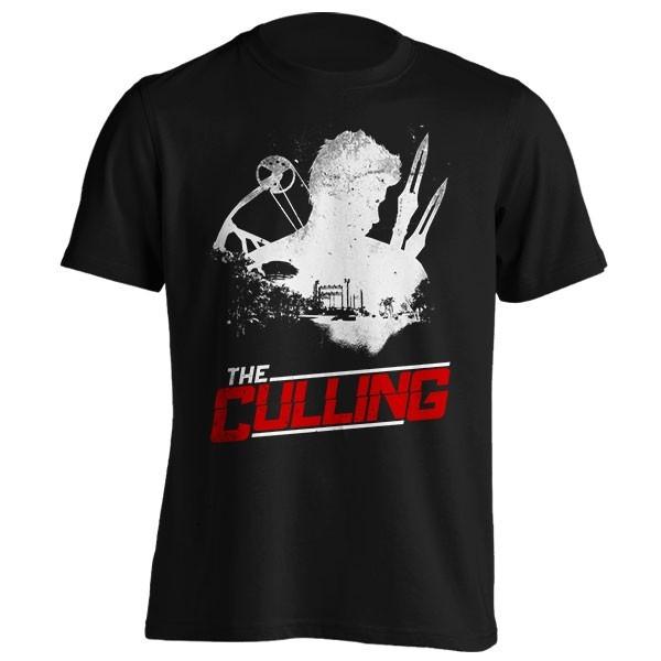 تیشرت طرح بازی The Culling