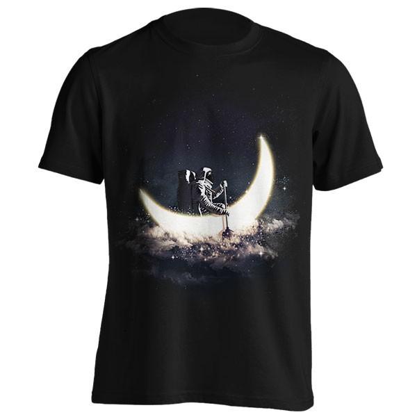 تیشرت Moon Sailing