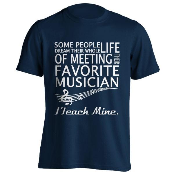 تیشرت Music Teacher