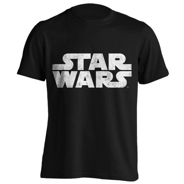 تیشرت Star Wars Distressed Logo