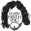 تیشرت i know nothing