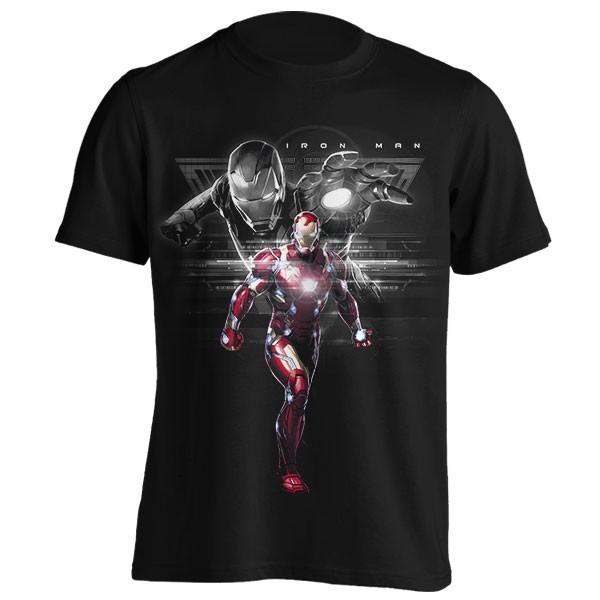 تیشرت Iron Man Takes A Stand