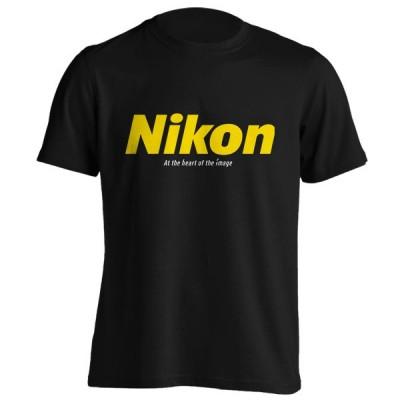 تیشرت طرح لوگوی Nikon