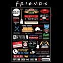 تیشرت طرح سریال Friends