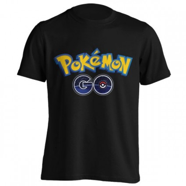 تیشرت طرح Pokemon Go