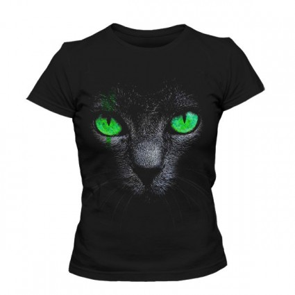 تیشرت دخترانه Black Cat