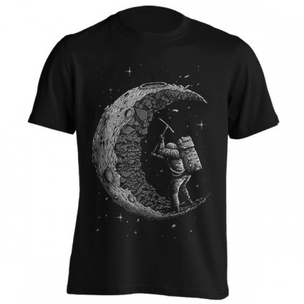 تیشرت digging the moon