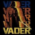 تیشرت طرح Vader Vintage Color