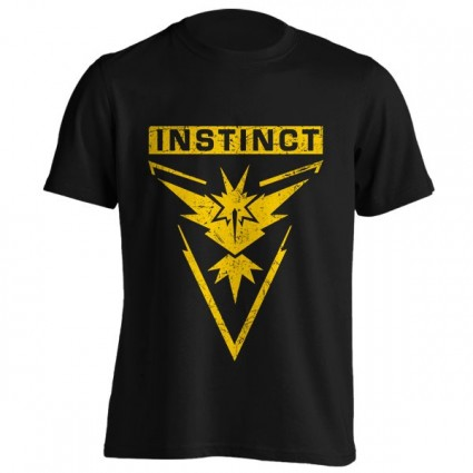 تیشرت طرح We Are Instinct Poke Team