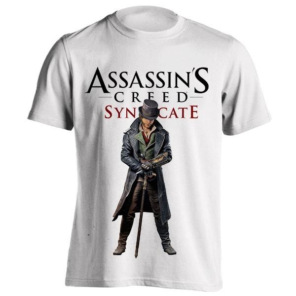 تیشرت Assassin's Creed طرح Syndicate Jacob