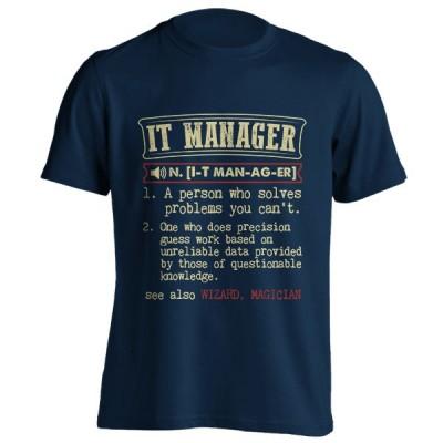 تیشرت IT Manager Funny Dictionary Term