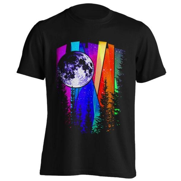 تیشرت Northern Lights Moon